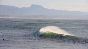 Biarritz-Surfing